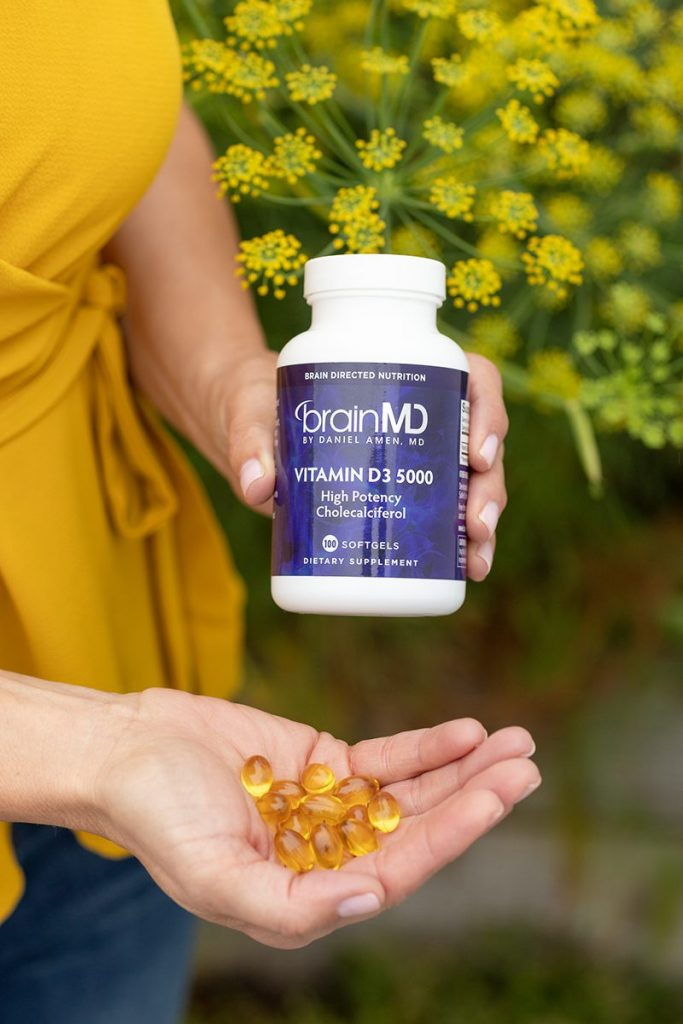 High-quality brain healthy supplements | BrainMD
