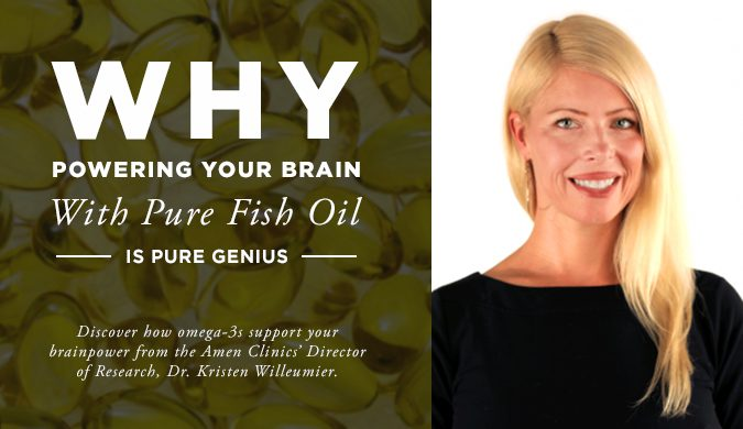 Benefits of Taking Omega-3 Fatty Acids Daily | BrainMD Life