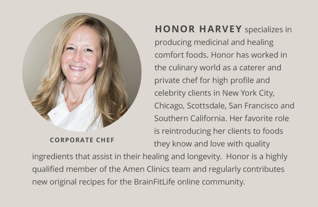 Honor Harvey Bio