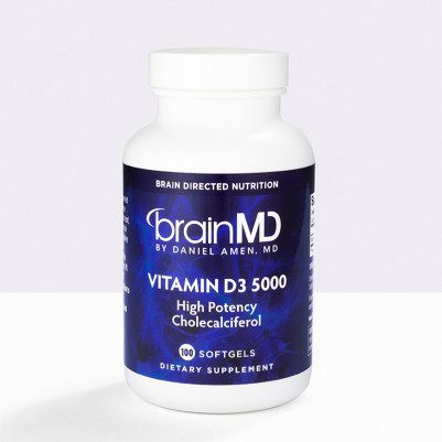 Ease Anxiety with Vitamin D3