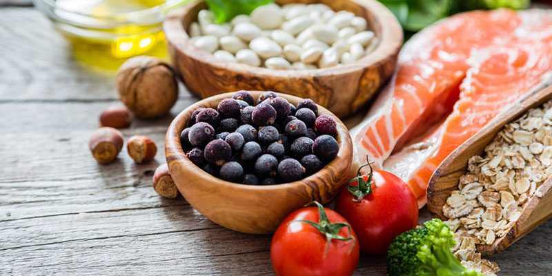 what kind of diet for improve blood vessel