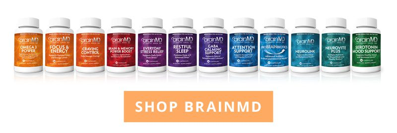 Shop BrainMD Products