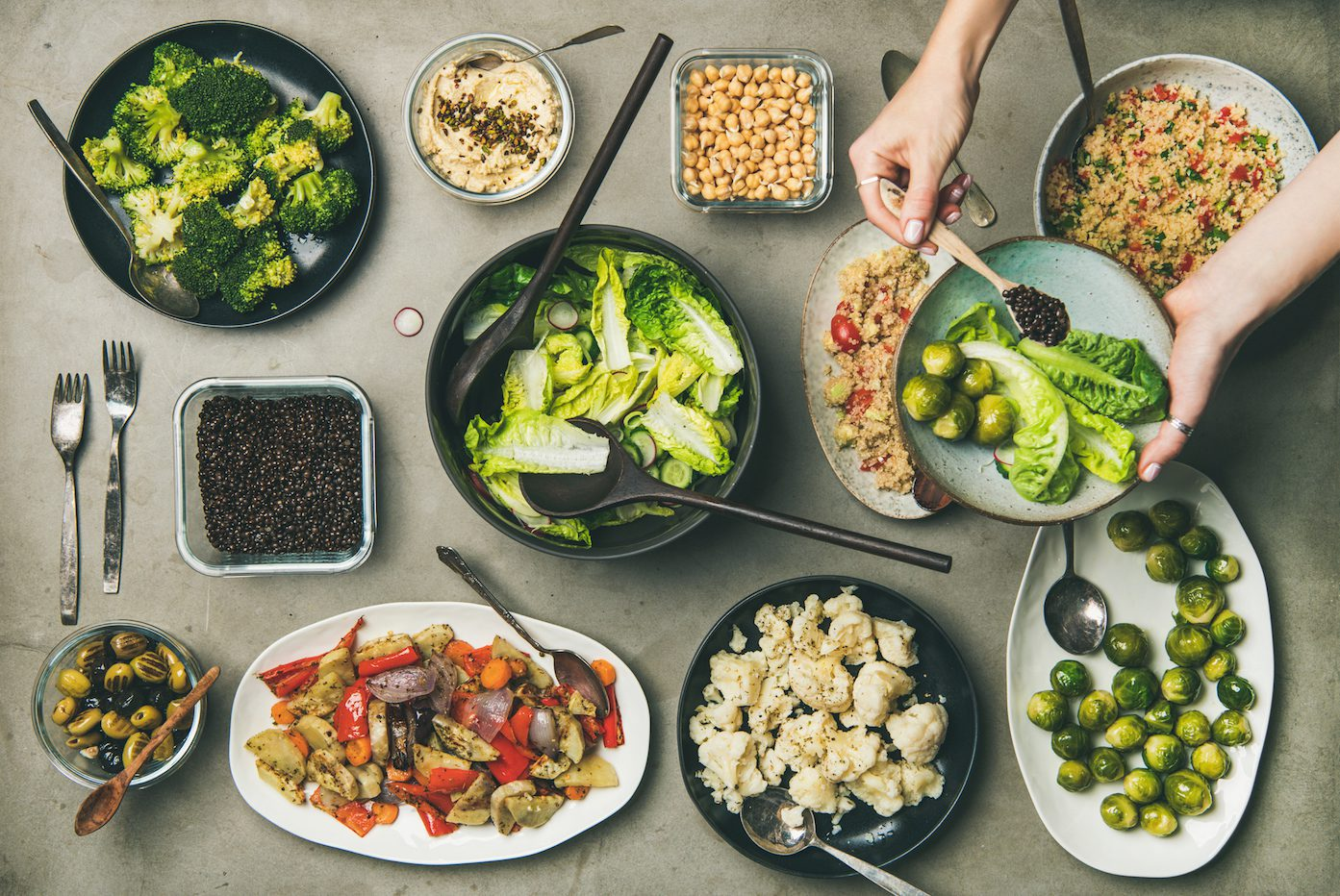 What I Eat in a Day   Interview with Nutritionist Zoe Davis