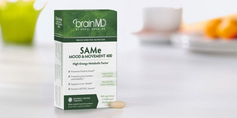 Magnus BrainMD Health SAMe Mood & Movement 400 Reviews, Ingredients, Side Effects
