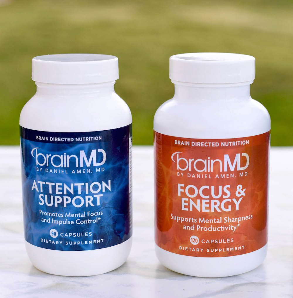 Focus & Attention Supplements with Choline