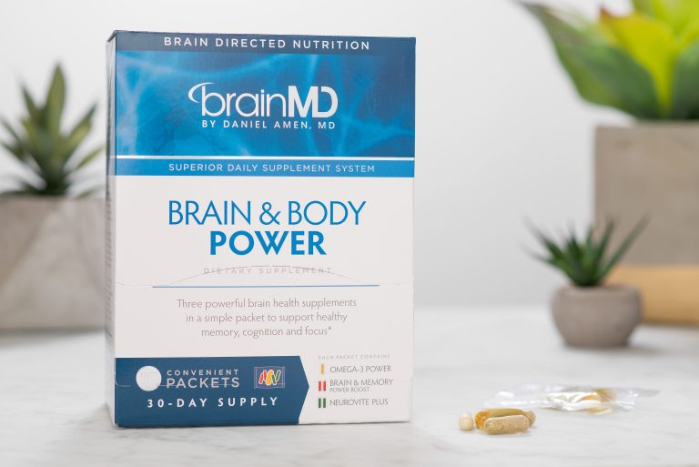 Brain & Body Power
