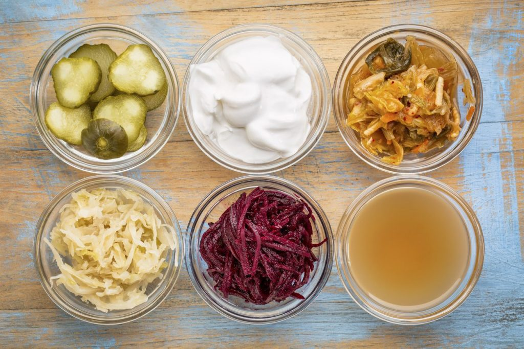 Eat Probiotics For Better Gut Health