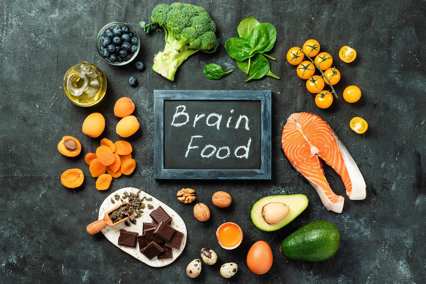 Best Memory Boosting Foods | BrainMD