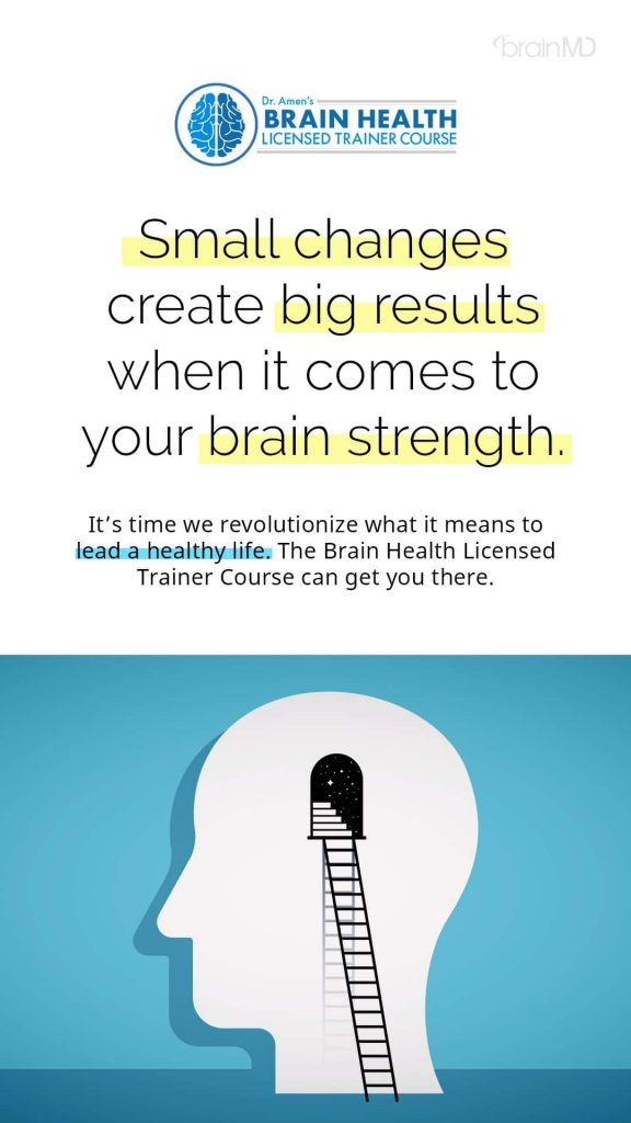 Brain Health Licensed Trainer Course | BrainMD