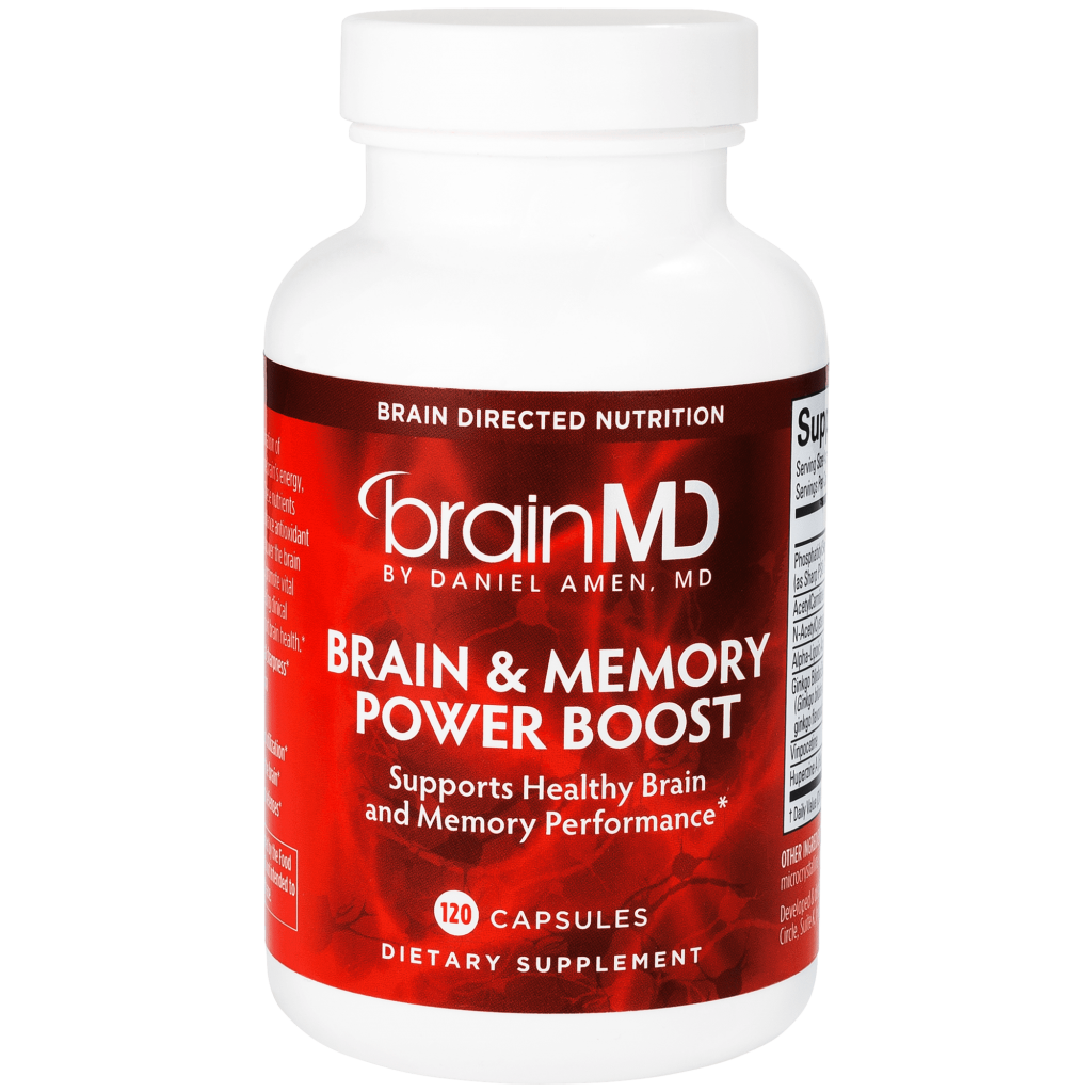 Try Brain and Memory Power Boost!