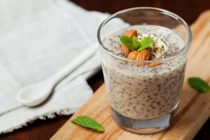 Tana's Healthy Chia Pudding Cup Recipe