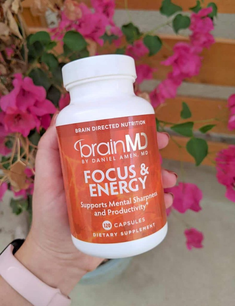 Try Focus & Energy with the benefits of rhodiola rosea for energy | BrainMD