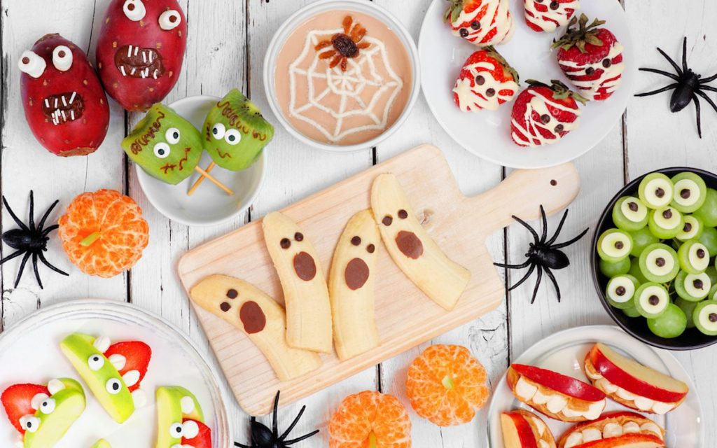 Healthy Halloween Treats by BrainMD