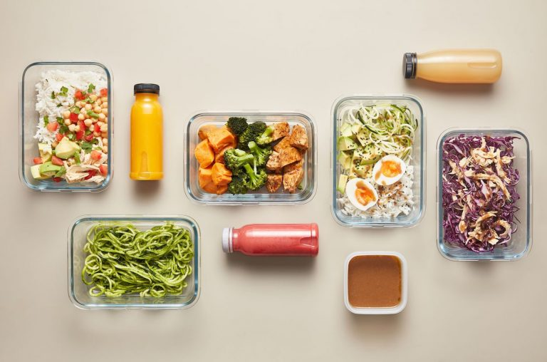 Healthy Meal Prep Ideas | BrainMD