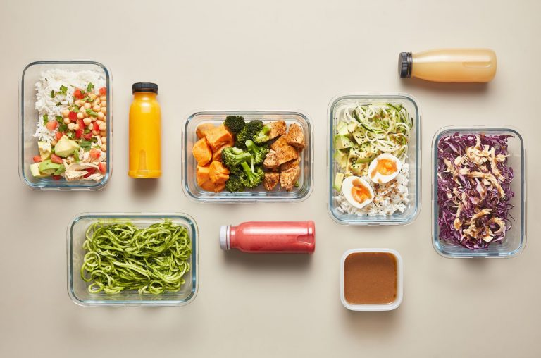 Tips to Meal Prep Healthy Foods