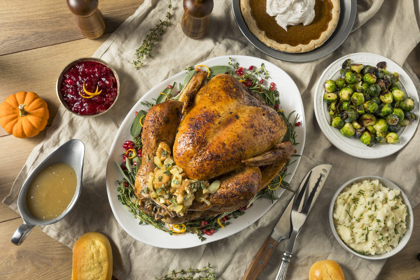 Healthy Thanksgiving Recipes to Try | BrainMD