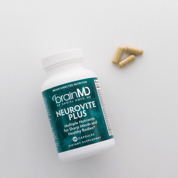 Shop BrainMD's NeuroVite Plus