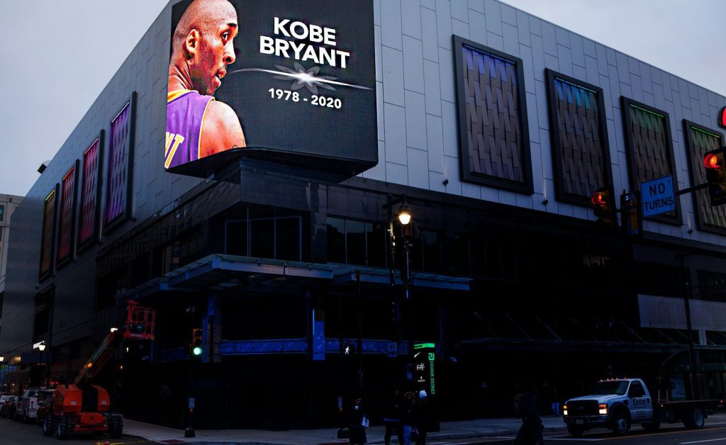 Remembering Life of a Champion | Kobe Bryant