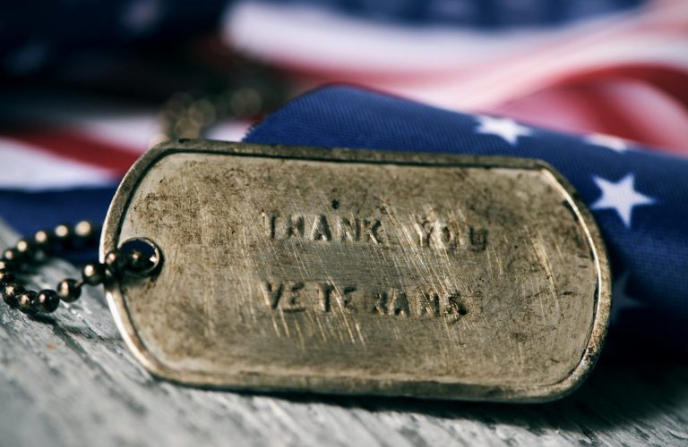 Veteran's Day Tribute | BrainMD