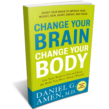 Paperback - Change Your Brain, Change Your Body