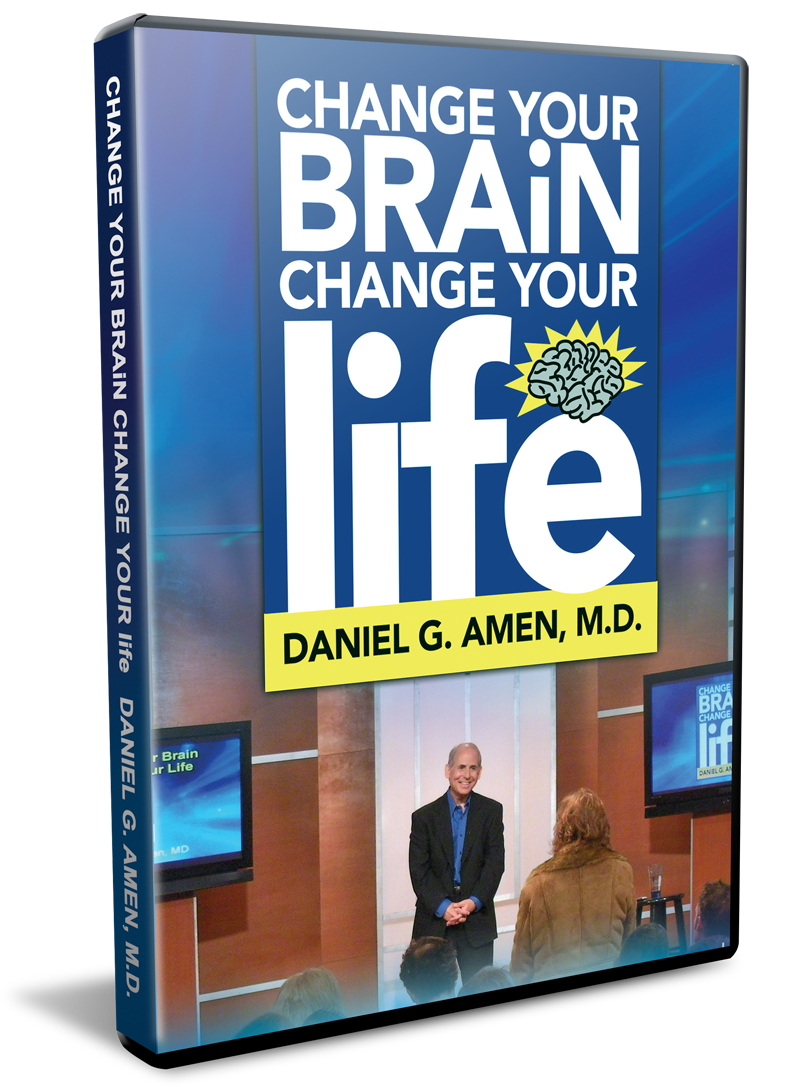 [DVD] Change Your Brain, Change Your Life