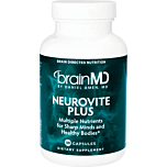 Neurovite Plus multiple nutrients for shard minds and healthy bodies