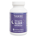 This breakthrough supplement is based on the latest research to promote recovery from the day's stress, calm the mind and body, bring on sleep and provide deep, sustained, and quality sleep.