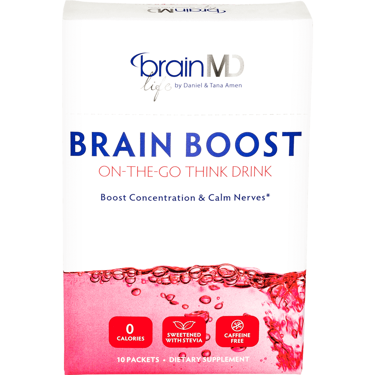 Brain Boost On-The-Go