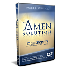 The Amen Solution: Use Your Brain to Be Thinner, Smarter and Happier