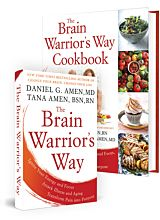 The Brain Warrior's Way Cookbook Bundle