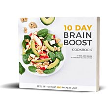 Tana Amens 10 Day Brain Boost Cookbook digital download
