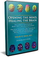 Opening the Mind, Healing the Brain 13 Disc DVD Set