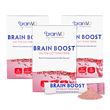 Brain Boost On-The-Go Three Pack
