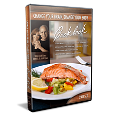 Cookbook 2 CD Set - Change Your Brain, Change Your Body