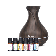 BRIGHT MINDS Diffuser Bundle With Oils