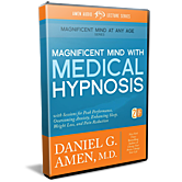 Magnificent Mind with Medical Hypnosis CD