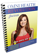 Omni Health Revolution Daily Journal