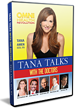Tana Talks with the Doctors 5 CD set