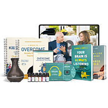 Overcoming Anxiety, Depression, Trauma & Grief Package