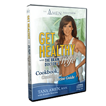[Digital Cookbook] Get Healthy With The Brain Doctor's Wife