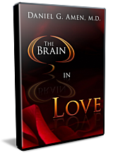 The Brain in Love DVD