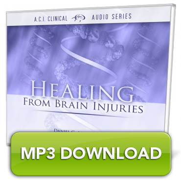 [MP3] Healing From Brain Injuries