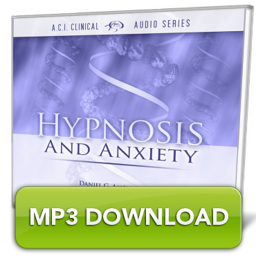 [MP3] Hypnosis and Anxiety