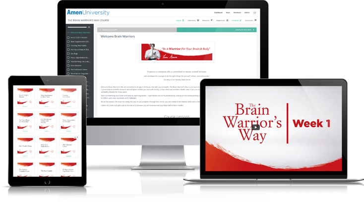 The Brain Warrior's Way Course- Basic