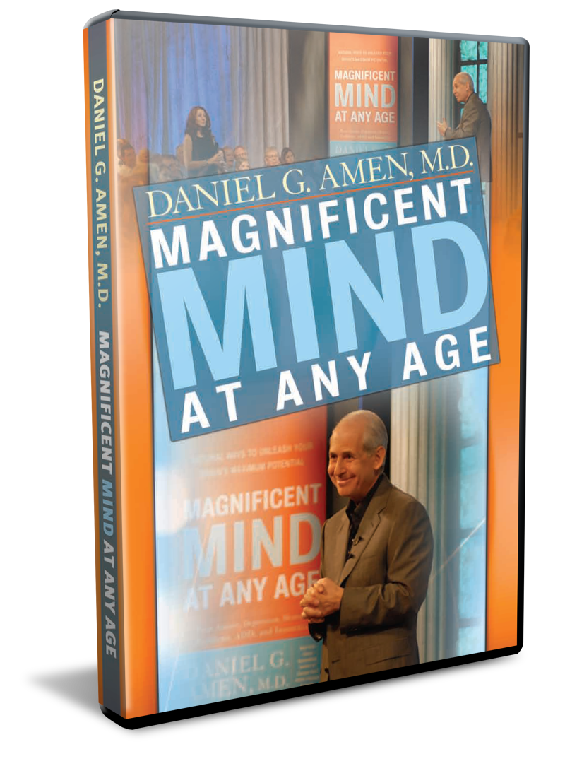 [DVD] Magnificent Mind at Any Age