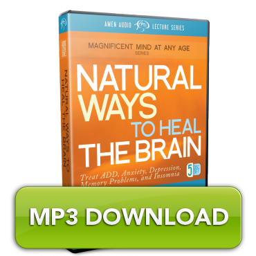 [MP3] Natural Ways to Heal the Brain