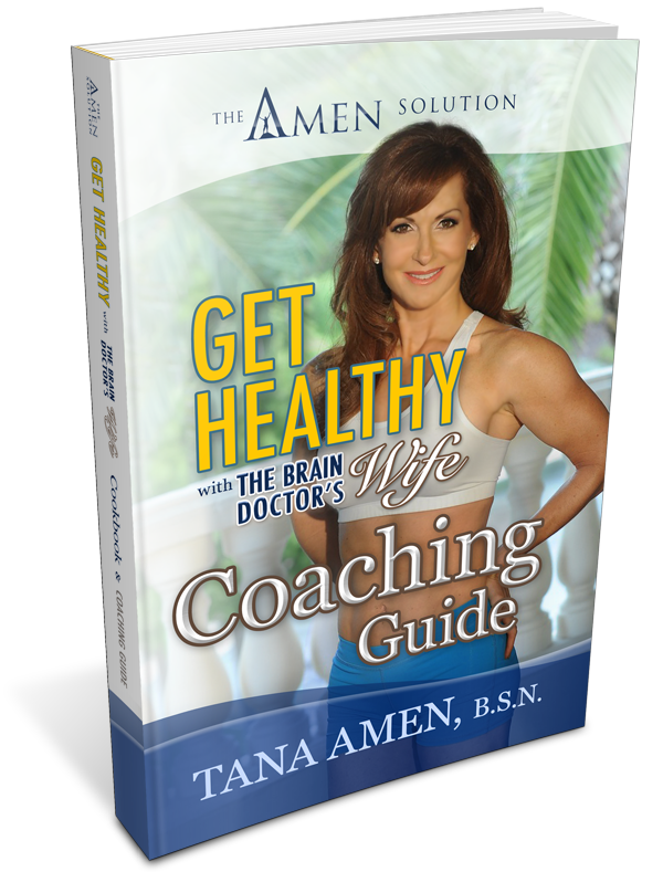 Coaching Guide - Get Healthy with the Brain Doctor's Wife