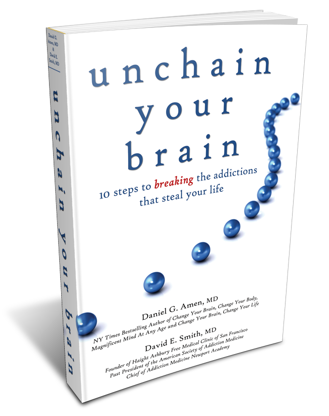 Unchain Your Brain Paperback Book