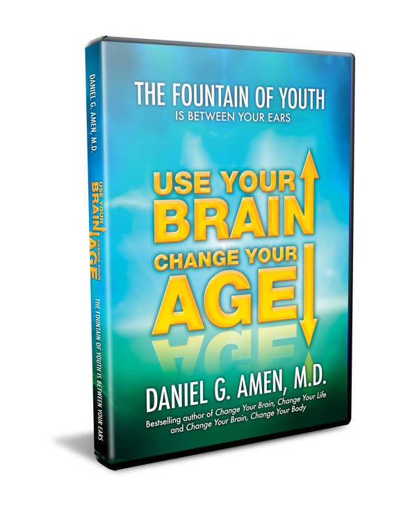 [DVD] Use Your Brain to Change Your Age