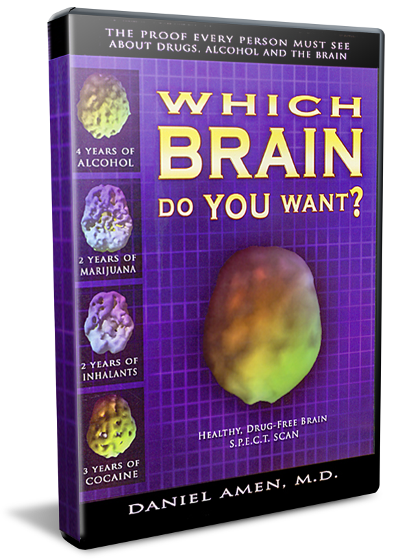 [DVD] Which Brain Do You Want?